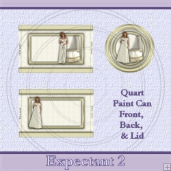 Expectant 2 Set Quart
