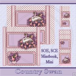 Country Swan Set