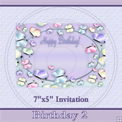 Birthday 2 Invite