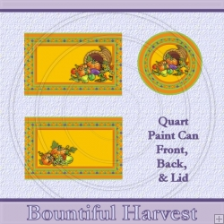 Bountiful Harvest Set Quart