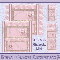 Breast Cancer Awareness 3 Set