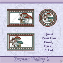 Sweet Fairy 2 Set Quart