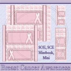 Breast Cancer Awareness 1 Set