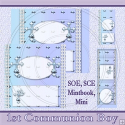 1st Communion Boy Set